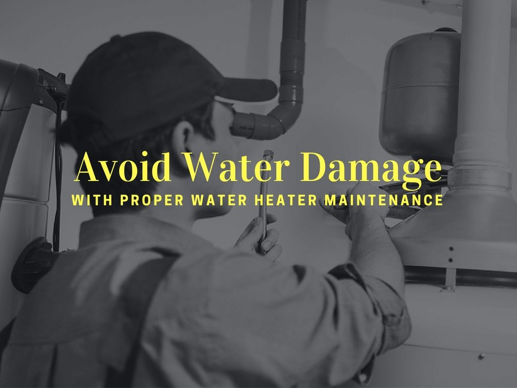 Avoid Water Damage with Proper Water Heater Maintenance